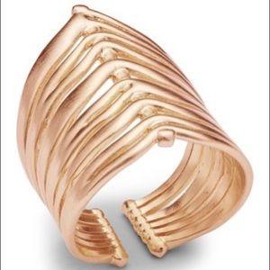 Kendra Scott Liv Ring in Rose Gold